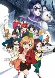 【無料動画】劇場版映画SHIROBAKOの無料視聴方法とアニメの見逃し配信!